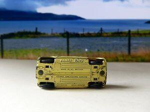 Corgi Toys 225 Austin Seven En Primevère Jaune Avec Base 226!