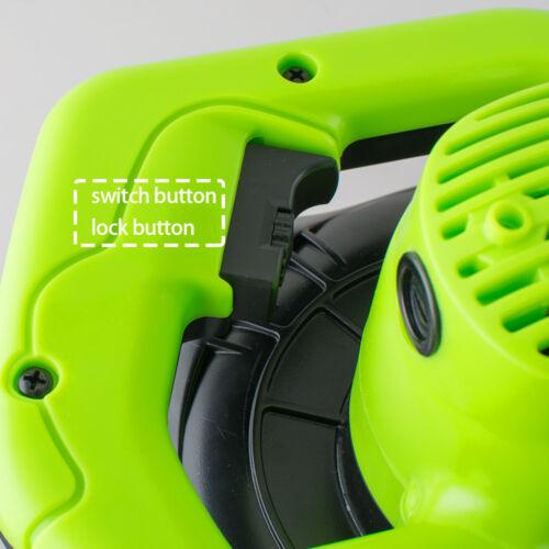 600W Electric Air Blower Handheld Computer Car Dust Graden Leaf Grass Cleaner