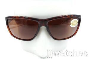 bd0ba1ea9f New Costa Del Mar Mag Bay Tortoise Copper 580P Polarized Sunglasses ...