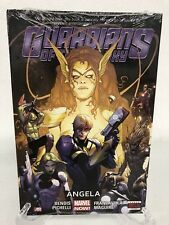 Guardians of the Galaxy Volume 2: Angela (marvel Now) by Brian M. Bendis and Neil Gaiman (2014, Hardcover)