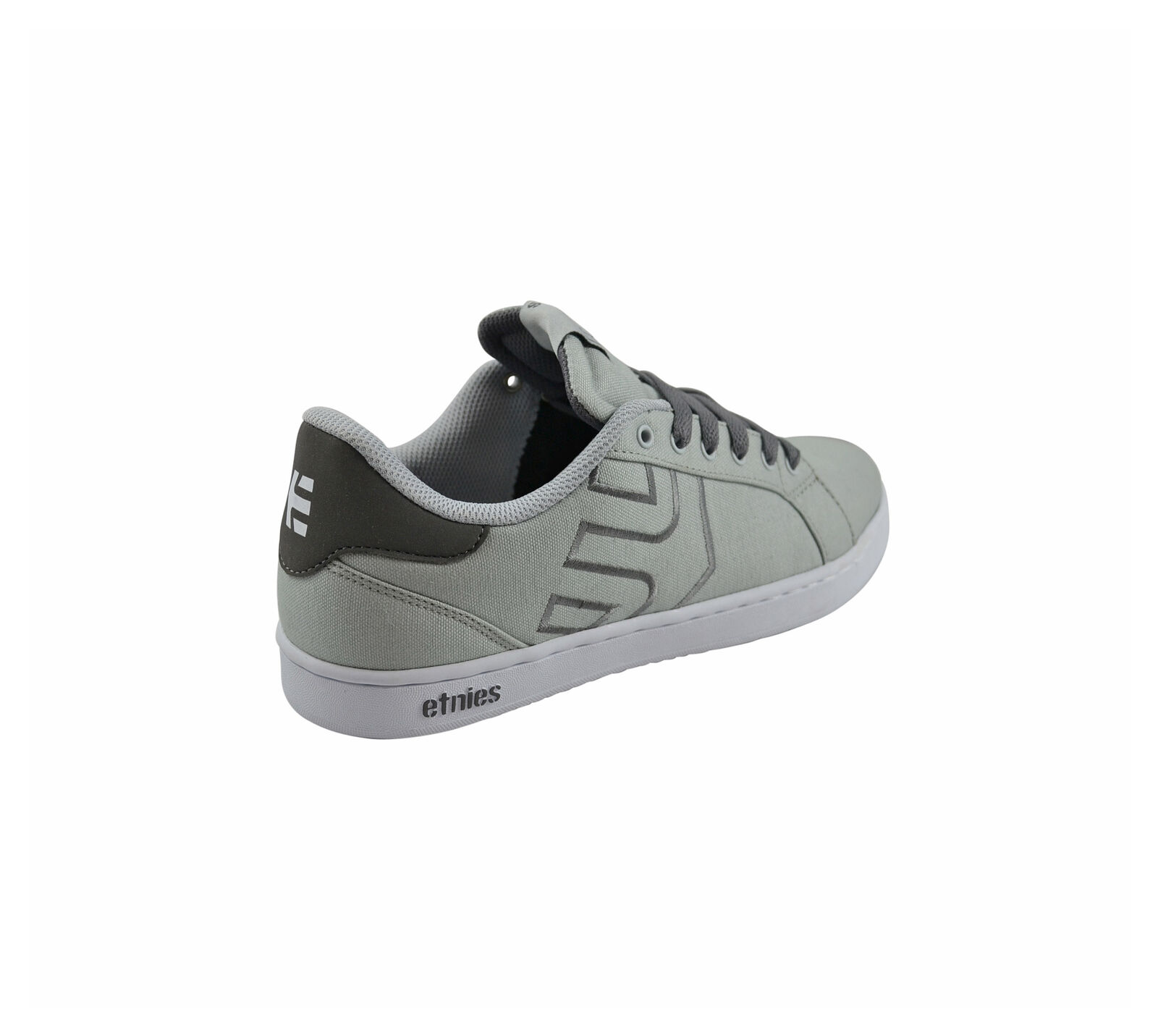 Etnies Fader LS light grey/dark grey Skater Sneaker/Schuhe grau