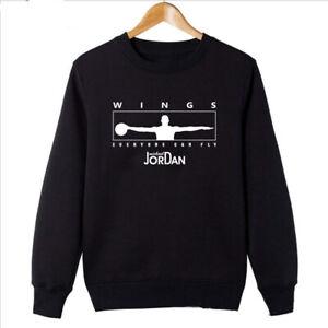 NEW-Men-Michael-Air-Legend-23-Jordan-Wings-Mens-Sweatshirts-Sportswear-Hoodies