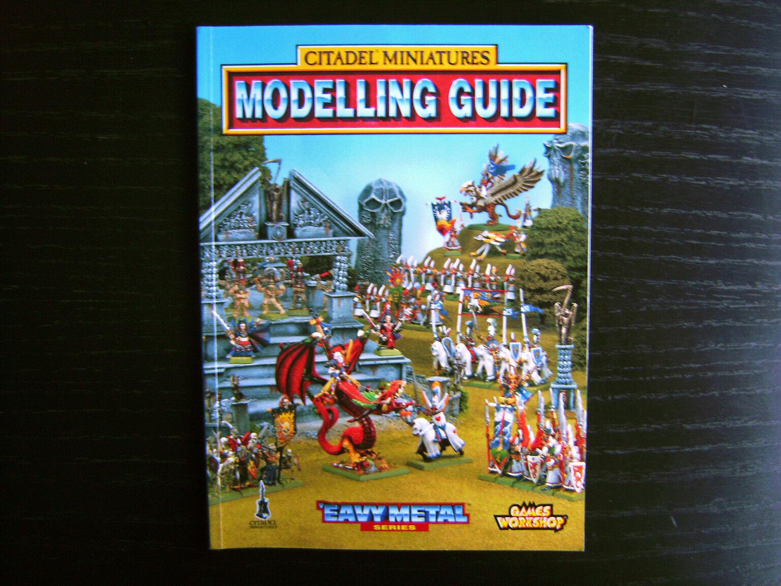 'Eavy Metal - Citadel Miniatures Modelling Guide, 1994
