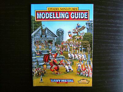 'eavy Metal-citadel Miniatures Modellazione Guide, 1994-mostra Il Titolo Originale