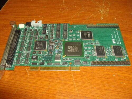 Matrox Meteor II 752-0202 REV A METEOR2-DIG//4//L  Digital PCI Frame Grabber