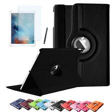 360 Grad Flip Case iPad Air 2 Tablet Tasche Schutz Hülle Cover Etui Zubehöre
