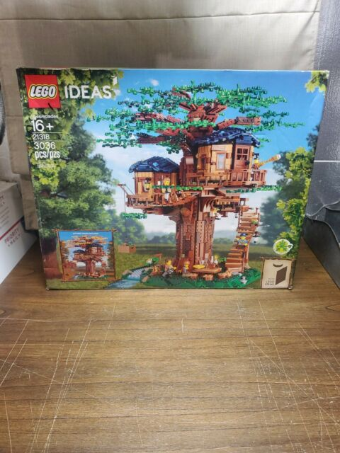 LEGO Ideas Tree House (21318) - 3036 Pieces