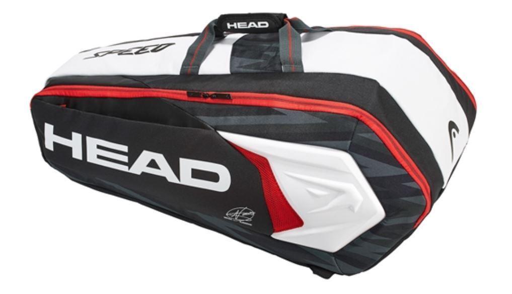 Head Djokovic 6R Combi Tennis Bag Tennistasche