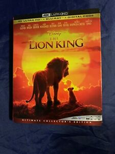 Lion-King-The-Ultimate-Collector-Edition-4K-UHD-Blu-Ray-w-SLIP-COVER
