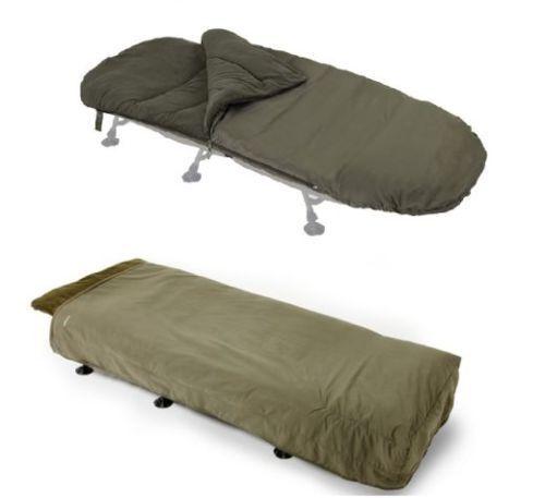 Trakker Big Snooze + Sleeping Bag & Thermal Cover Deal