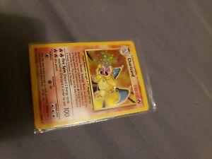 Pokemon charizard 4/102 holo base set unlimited PSA Beckett?????
