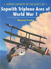 Sopwith Triplane Aces of World War I by Norman Franks (Paperback, 2004)