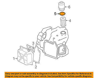 Fits Nissan Murano Z51 2007-2014 Oil Seal Transaxle Case OEM 31375-1XD00