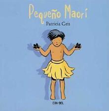 Pequeño Maori (Niños y niñas del mundo series) (Spanish Edition)-ExLibrary