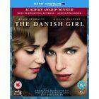 The Danish Girl Blu-ray UV Copy 2015