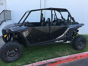 Image Is Loading 2017 2018 ALUMINUM ROOF FULL DOORS RZR XP4