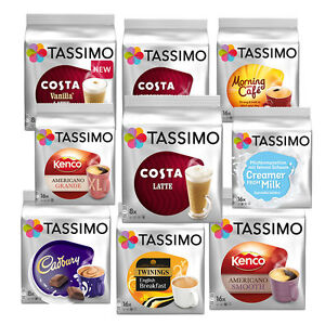 Details About Tassimo T Discs Coffee Pods Shop Our Full Range