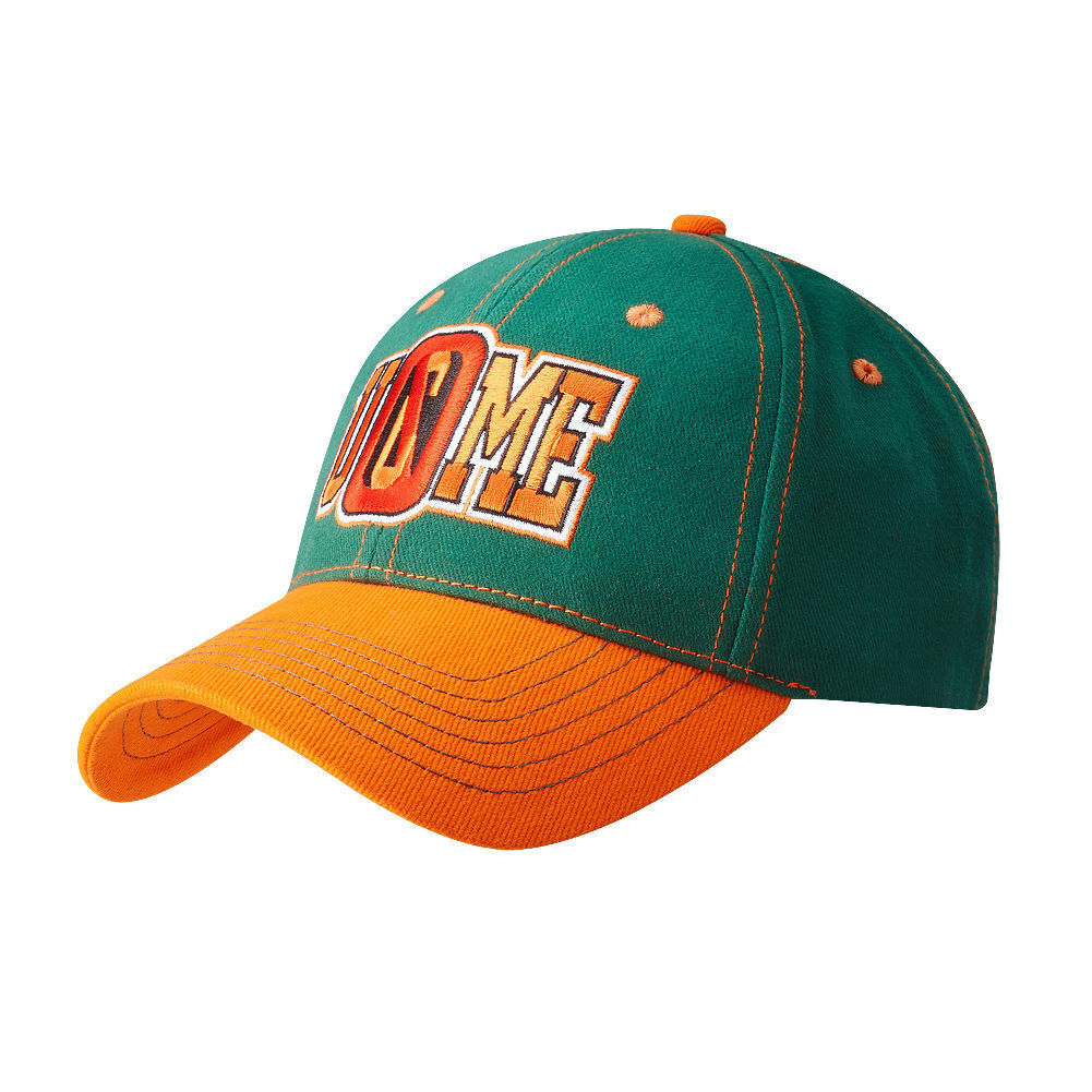 OFFICIAL JOHN CENA 15x YOU CANT CANT CANT SEE ME WRESTLING HLR BASEBALL CAP HAT WWE GREEN 52a977