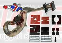 EXHAUST PIPE DENT BLOW-OUT KIT 2 STROKE 2t MOTOCROSS & ENDURO 2 STROKE EXHAUSTS