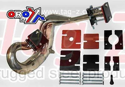 EXHAUST PIPE DENT BLOW OUT KIT- YAMAHA YZ125 YZ250 YZ 125 YZ 250 Motocross