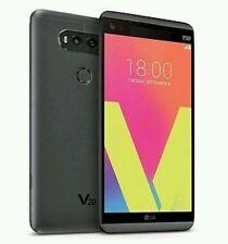 New Other Verizon Straight Talk LG V20 VS995 64GB SmartPhone Android Black LTE