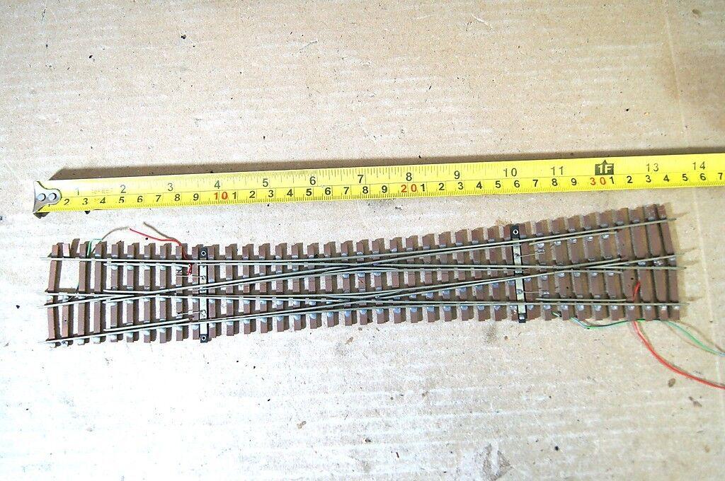 Kit Montado 'em Calibre Cruzado 4 Way Punto de Pista 340mm Largo Mv