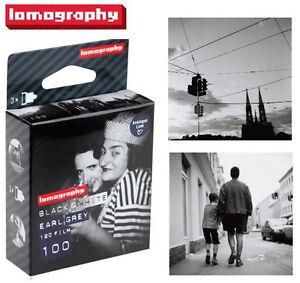 3-Rolls-x-Lomography-LOMO-Earl-Grey-100-ISO-Black-and-White-B-amp-W-120-Film