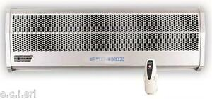 Adaptable 14238 Barriera D'aria Per Esterni Tecnobreeze Hot Wind L.1500 380v 50hz