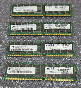 Crucial-CT6472Y265-2GB-4x512MB-PC2100-266MH-ECC-Registered-RAM-Memory-Module