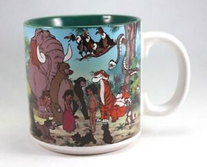 Jungle Collectible Disney About Book Mug CupRareOop The Details Coffee Japan rdBoeCxW