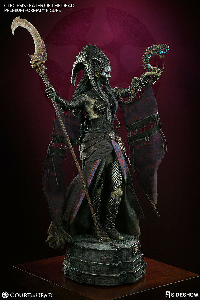 Court O/t Dead Eater Of The Dead Premium Format Figure Statue SIDESHOW TOYS