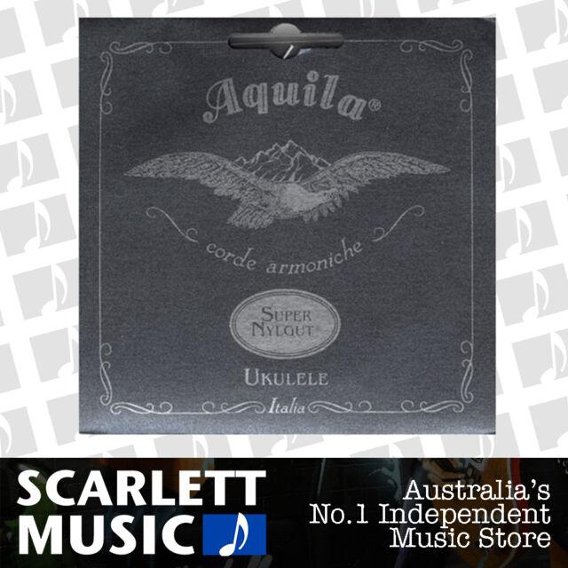 Aquila 101U Super Nylgut Soprano Uke Low-G Tuning Ukulele Strings AQ-101-U