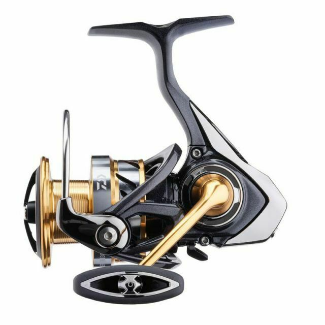 2018 Nouveau Daiwa Exceler Light 5.3  1 Spinning Fishing Reel EXLT2500D en promotion