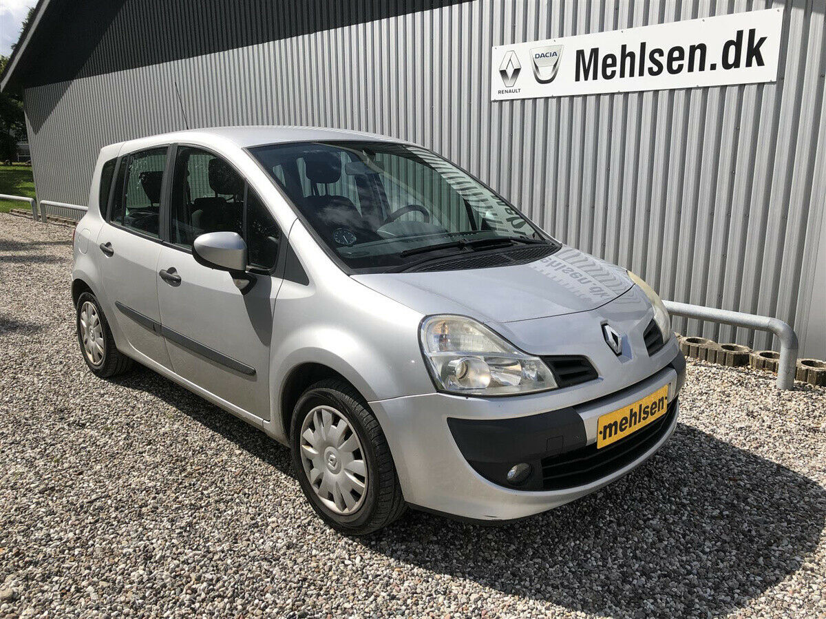 Renault Grand Modus 1,5 dCi 68 Expression 5d