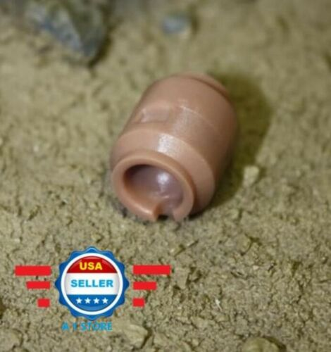 1//6 Inner Neck Joint Adapter Peg for Muscular Hot Toys Body Custom Head Sculpt