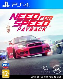 Details about Need for Speed Payback (PS4, 2017)  English,Russian,German,Italian,French,Spanish