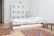 myfelt Lotte 120x170 cm Design-Teppich 100% Wolle Filzkugelteppich Kinderteppich