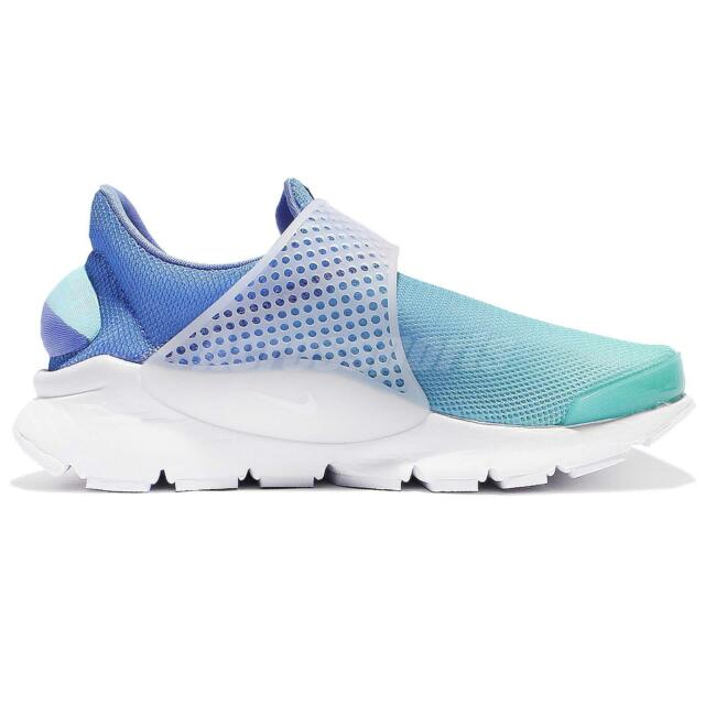 separation shoes 66a42 38277 WMNS Nike Sock Dart BR Breeze Gradient Blue White Women Running Shoes  896446-400 for sale online   eBay