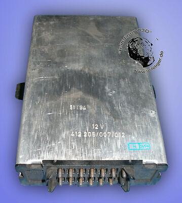 412-205-007-012 VDO TEMPOMAT STEUERGERÄT MERCEDES W126 W124 0035450732