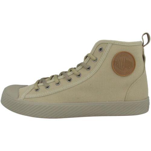 Palladium pallaphoenix Mid Canvas Chaussures De Loisirs Sneaker Safari Dune 75956-248