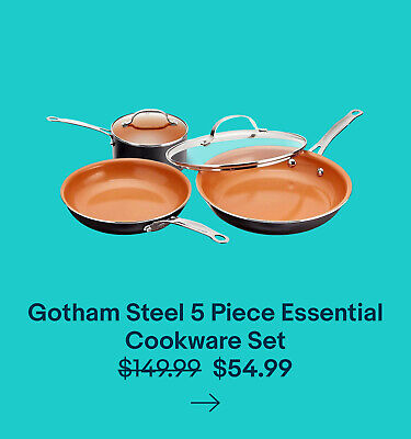 5pc Cookware