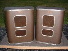 Very Rare Pair of Jensen B-81 Bass Reflex Speakers from Western Electric Era