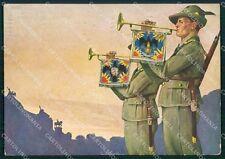 Militari Regia Guardia di Finanza GdF Grilli Duval FG cartolina XF0869