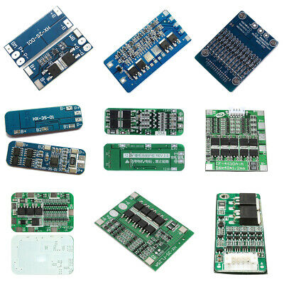 3S//4S//5S//6S//13S BMS PCB Protection Board For 18650 Li-ion Lithium Battery Cell