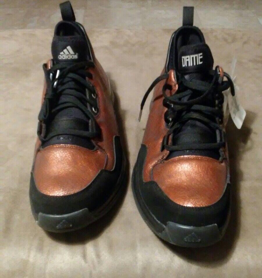 Uomini e 13 adidas q16015 sm damian lillard basket super 64, scarpe da basket lillard di rame nero 8f6abd