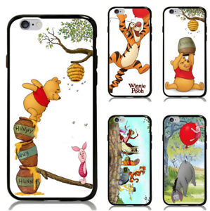Winnie-The-Pooh-Phone-Case-Piglet-Tiger-For-iPhone-iPod-Samsung-Galaxy-Cover