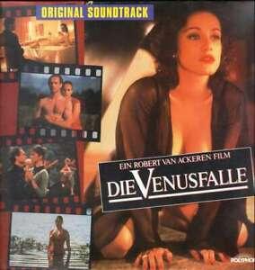 Peer-Raben-Die-Venusfalle-Original-Soundt-LP-Album-Vinyl-Schallplatte-112723