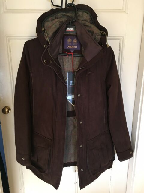 Musto Womens Highland GORE-TEX  Ultra Light Jacket Dark Moss Shooting Hunting