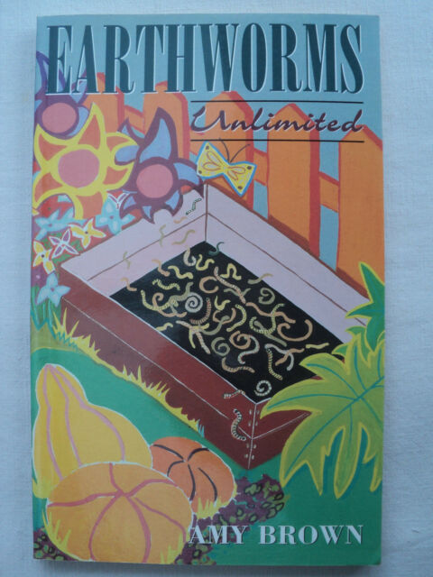Earthworms Unlimited by Amy Brown (Paperback, 1997)
