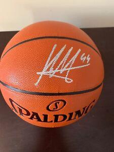 eaecebf8634 Image is loading Nikola-Mirotic-autograph-Basketball-New-Orleans-Pelicans- Memorabilia